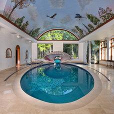 Mediterranean Pool by Platinum Poolcare
