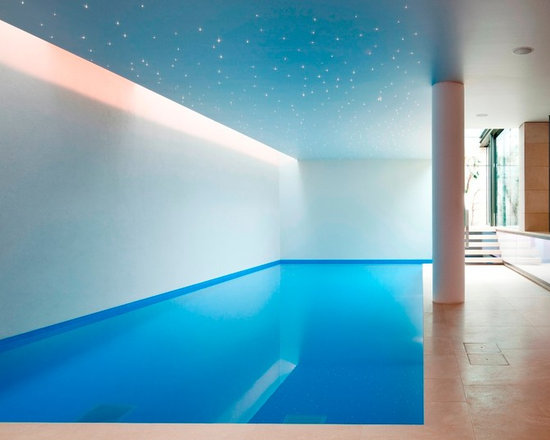 basement swimming pool home design ideas, pictures, remodel and decor