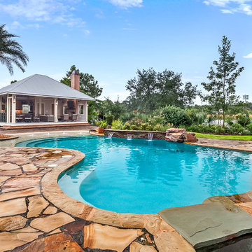 Bayou Pool House