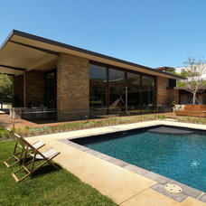 Contemporary Pool by MR.MITCHELL