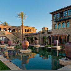 Mediterranean Pool by Eldorado Stone