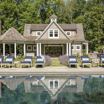 Bedford Pool House