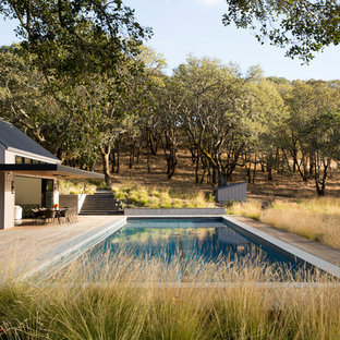 Bennett Valley Pool House