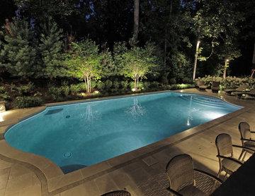 Berkeley Heights NJ   Custom Pool Design New Jersey
