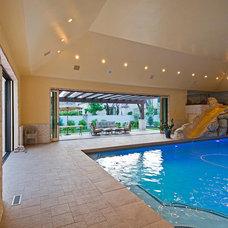 Mediterranean Pool by Inouye Design