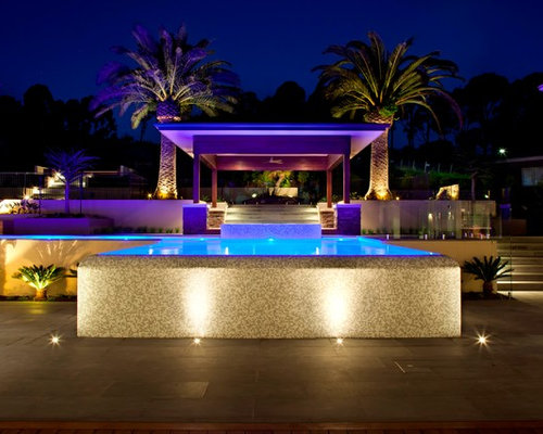 Elevated Pool elevated pool design ideas, remodels & photos