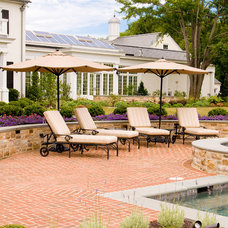 Traditional Pool by The Outdoor Room, LLC