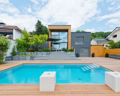 Pool modern  Moderner Pool Ideen, Design & Bilder | Houzz