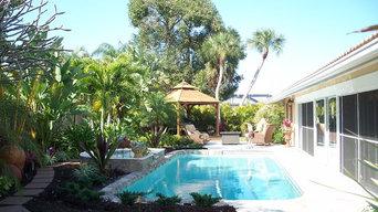 Bird Key, FL - Outdoor Living