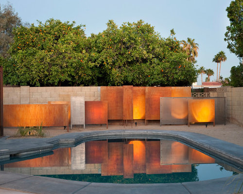 Hide pool equipment home design ideas pictures remodel for Pool equipment