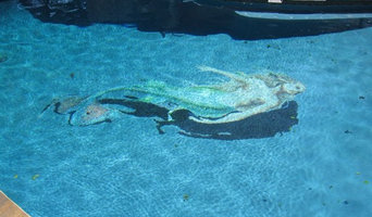 Blue Mermaid Swimming Pool