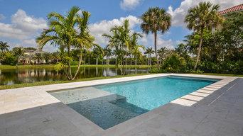 Boca Raton Lakefront Estate-For Sale