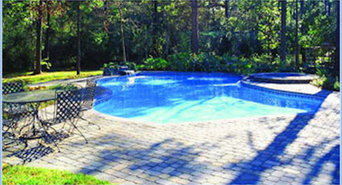 Swimming pool spa professionals in charlotte nc for Innovative pool design kings mountain