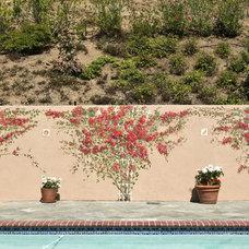 Mediterranean Pool by Ewing & Germano Murals