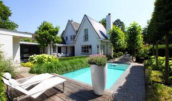 Bourgondisch Brabant in de achtertuin met zwembad