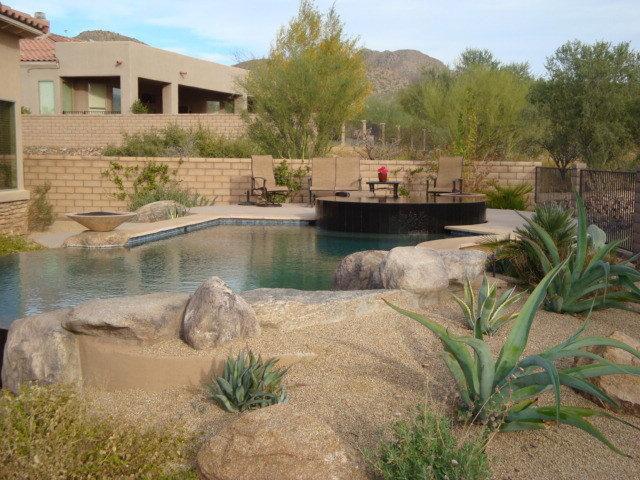 Lay Of The Landscape Southwestern Garden Style