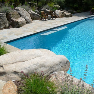 Example of a classic pool design in Philadelphia