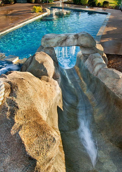 Pool Slides What 39 S Possible Who Can Build It And What It