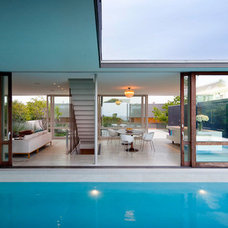 Modern Pool by Ian Engberg