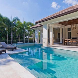 British West Indies Home in Naples, Florida