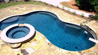 Brown's Pools New Douglasville Pool