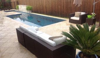 Burt Residence - Geometric Pool
