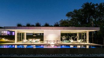Cabana Pool House
