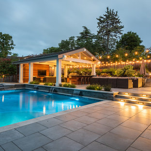 Cabana, Pool - Outdoor Living Construction, Walnut Creek, CA