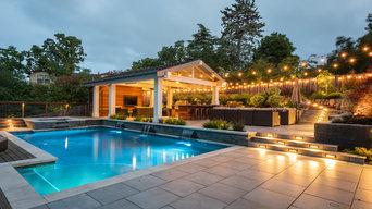 Cabana, Pool - Outdoor Living Construction, Walnut Creek, CA