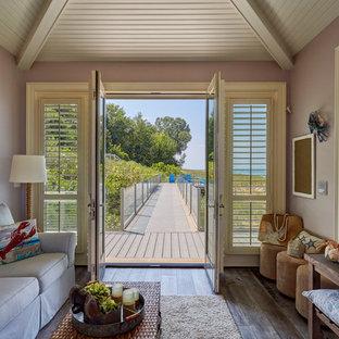 Cabana with View to Bridge