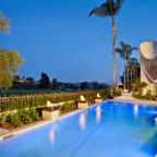 Zen Contemporary Pool Dallas By Pool Environments