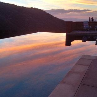 California Contemporary Pool Build