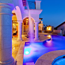 Mediterranean Pool by Distinguished Pools