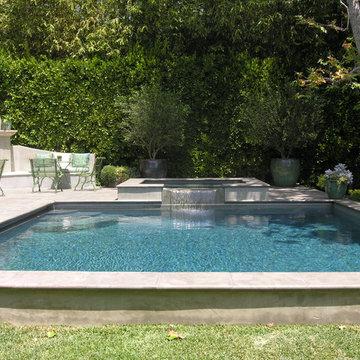 Calming Outdoor Pool