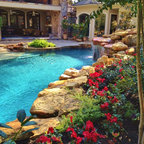 Horse Country Residence Traditional Pool Dc Metro