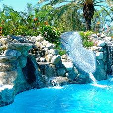 Tropical  by DeMaria Landtech Inc