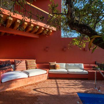 Casa La Joya - Country House in Valle del Bravo, Mexico.