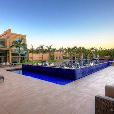 Modern Pool Casa Tania