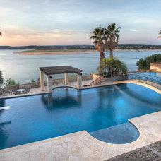 Mediterranean Pool by Cascade Custom Pools