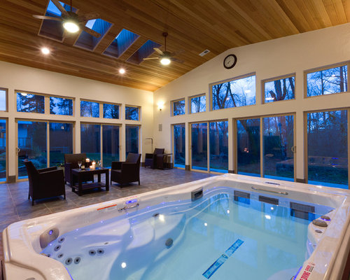 Indoor Spa Houzz