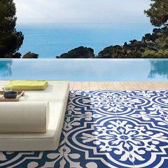 mediterranean pool by CheaperFloors