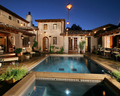Best Mediterranean U Shaped House Home Design Design Ideas