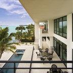 Ch Modern Residence Sarasota Fl Contemporary Entry