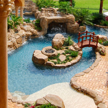 Chateau D'Usse (by: Hillcrest Homes)