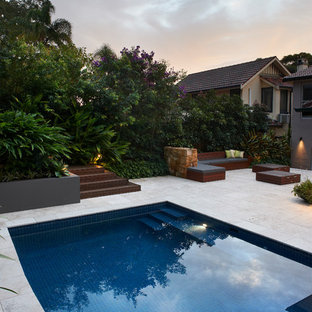 Chatswood - Pool + Garden
