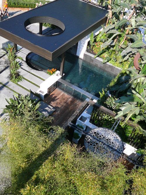Chelsea flower show for Pool design eltham