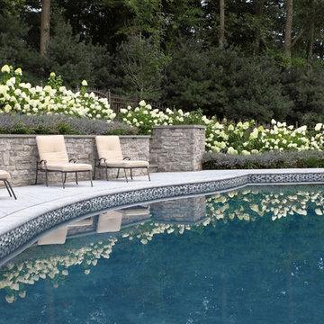 Chester NJ   Custom Pool Design