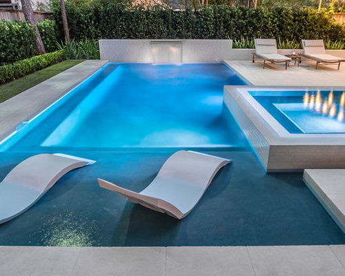 Small Infinity Pool Design Ideas Remodels Photos