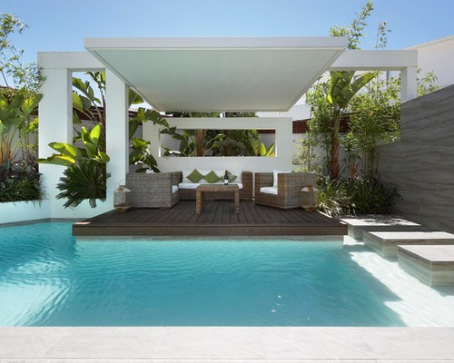Modern sydney pool design ideas remodels photos for Pool design sydney