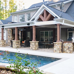 Groundsmaster landscape greenville sc us 29615 for Pool design greenville sc